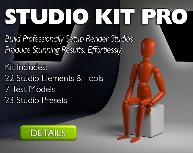 Studio Kit Pro banner
