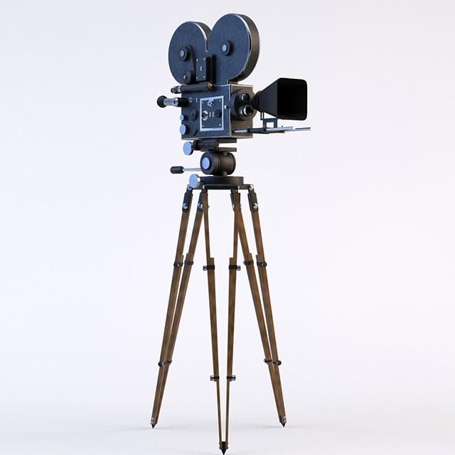 Movie Camera - 3D Landscapes, Plugins & Models for Cinema 4D