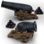 Retro cannons