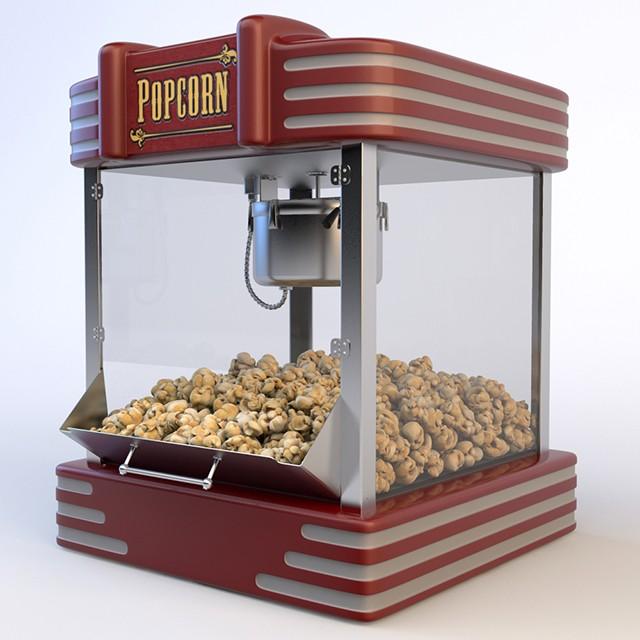 cinema popcorn machine
