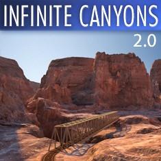 Infinite Canyons