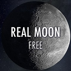 Real Moon by C4Depot