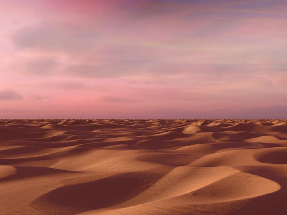 wandering dunes