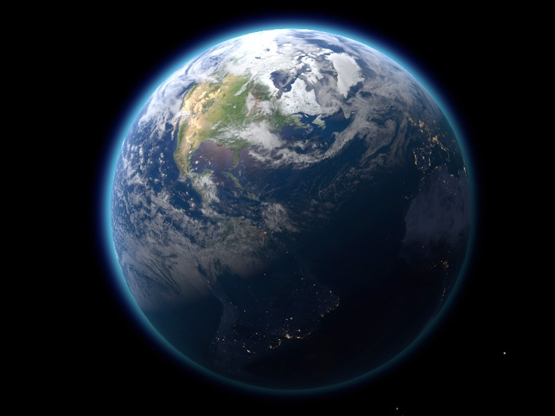 Real Earth FREE download by C4Depot - 3D Scenery ...