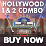 Hollywood 1 & 2  Combo