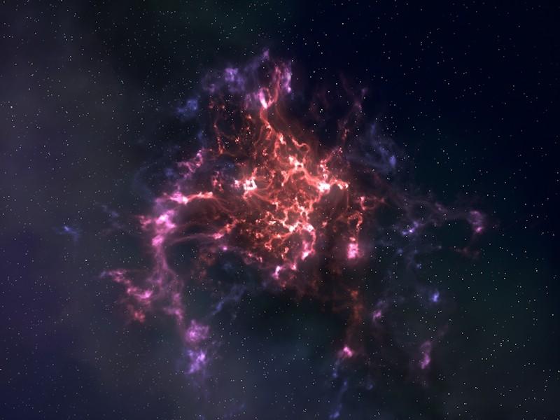 2D Nebula 1