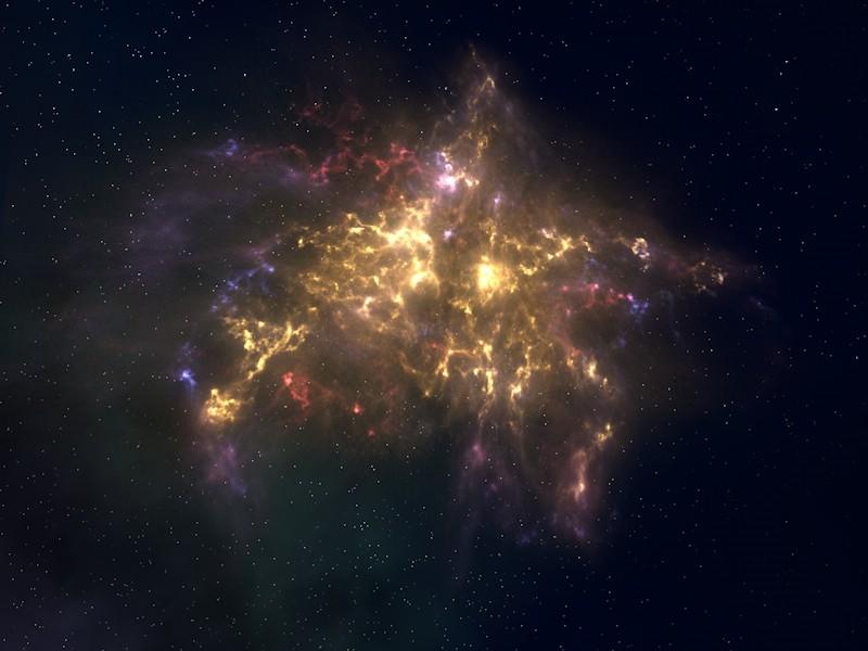 2D Nebula 2