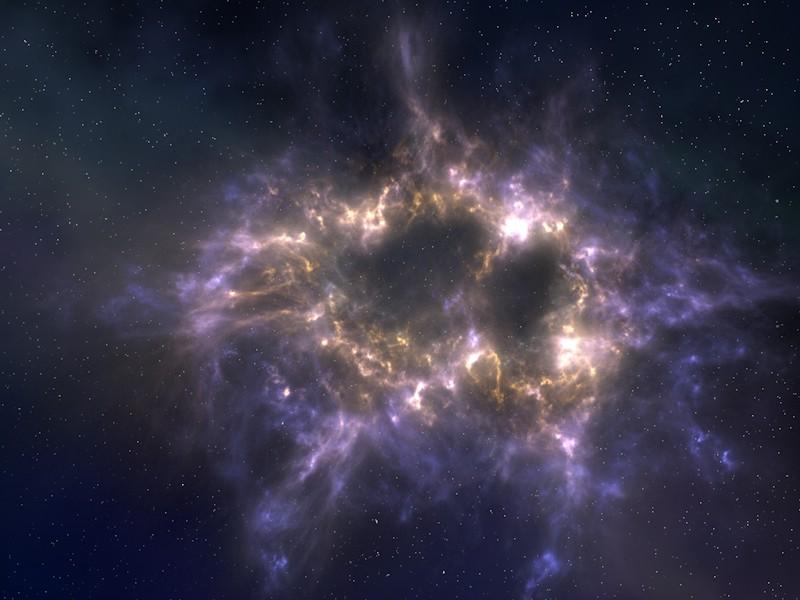 2D Nebula 3