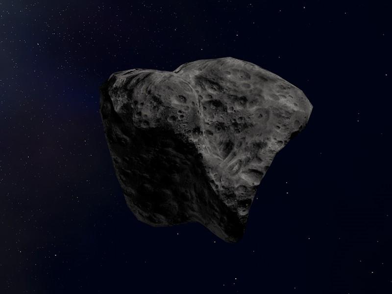 Custom Asteroid