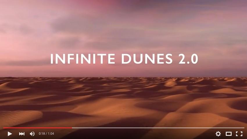 Infinite Dunes 2.0