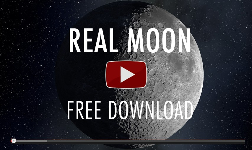 Real Moon Video