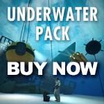 Underwater Model Pack