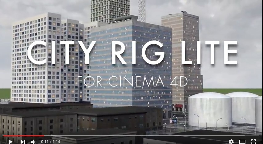 City Rig Lite video