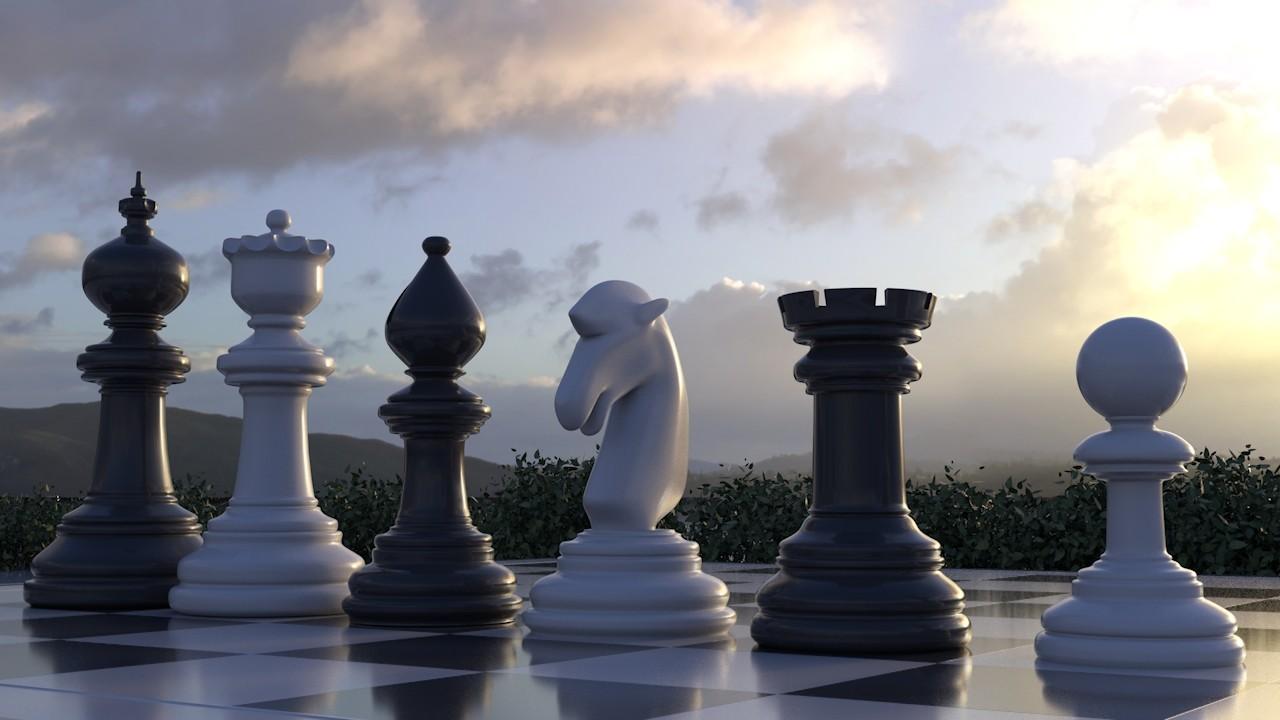 38 Sky Chess