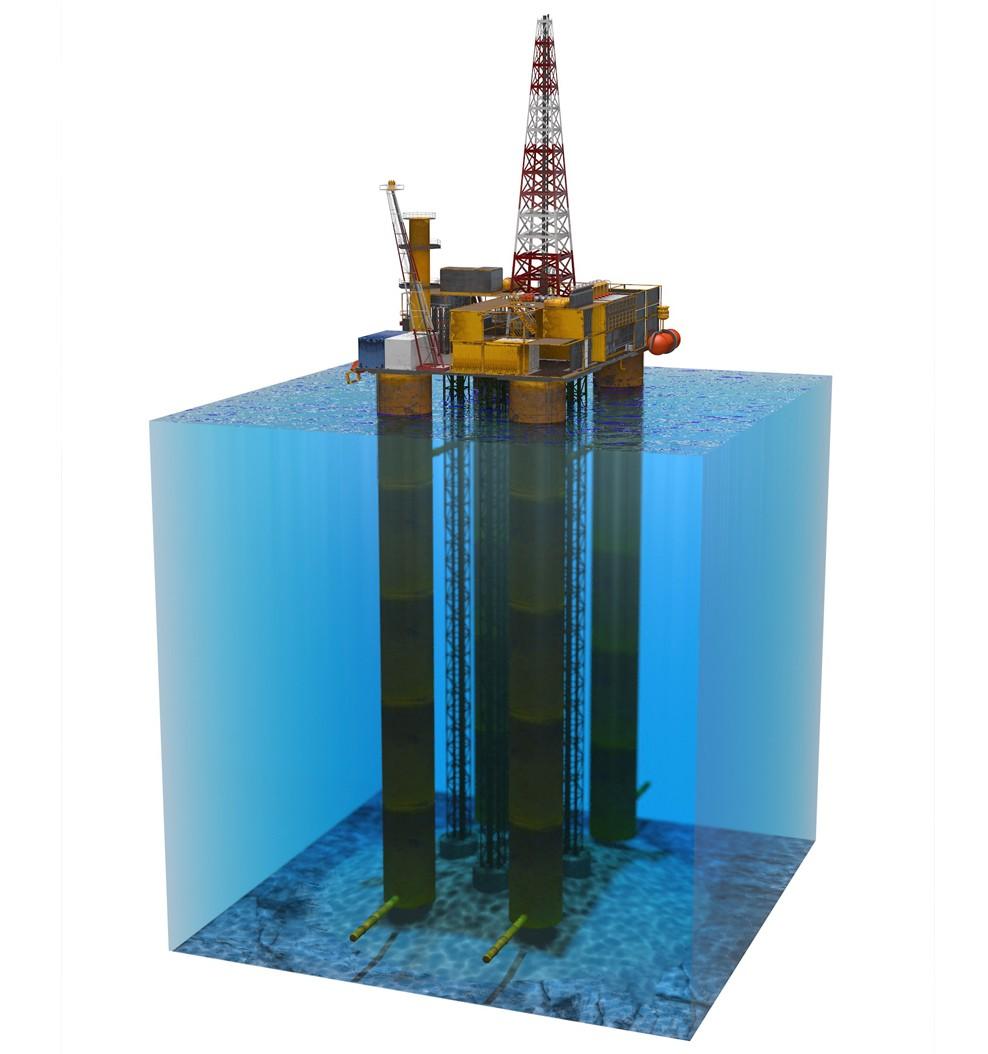ocean cube